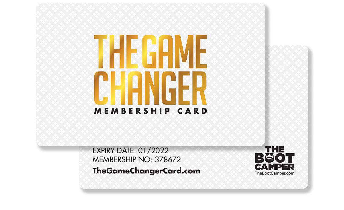 The Game Changer Card